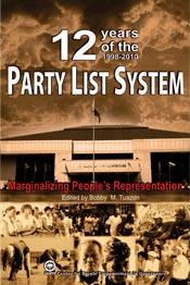 12 years of the Party List System